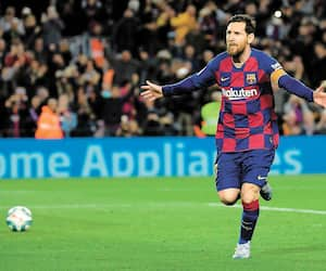 Le joueur étoile Lionel Messi restera-t-il ou pas avec le Barça ?