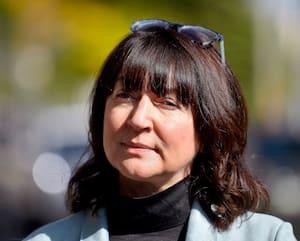 L'ex-ministre, Nathalie Normandeau