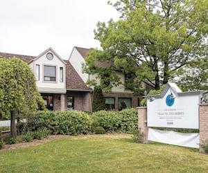 Le CHSLD Villa Val des Arbres, à Laval, où Québec a dénombré 41 décès en retard.