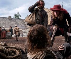La série nous replonge dans la Nouvelle-France de la fin du 17<sup>e</sup> siècle avec l'arrivée des colons.