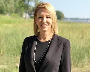 La mairesse de Pointe-Calumet, Sonia Fontaine