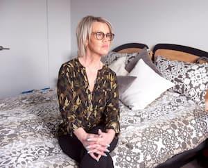 Carole Massé ne sait plus quoi faire pour lutter contre l'insomnie depuis 15ans.