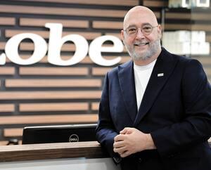 Martin Cousineau, président et fondateur de Lobe, affirme que la pandémie a incité l'entreprise «à se réinventer».
