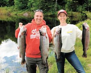 Les trucs et astuces présentés dans ce texte vous aideront à avoir encore plus de plaisir à la pêche.
