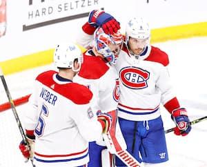 Les défenseurs Shea Weber et Ben Chiarot et le gardien Carey Price sont les principaux artisans des succès du Canadien en séries de fin de saison.