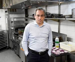 Pierre Moreau, président-directeur général du Groupe Restos Plaisirs.