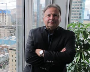 Carlo Tarini, du Comité des victimes de prêtres.