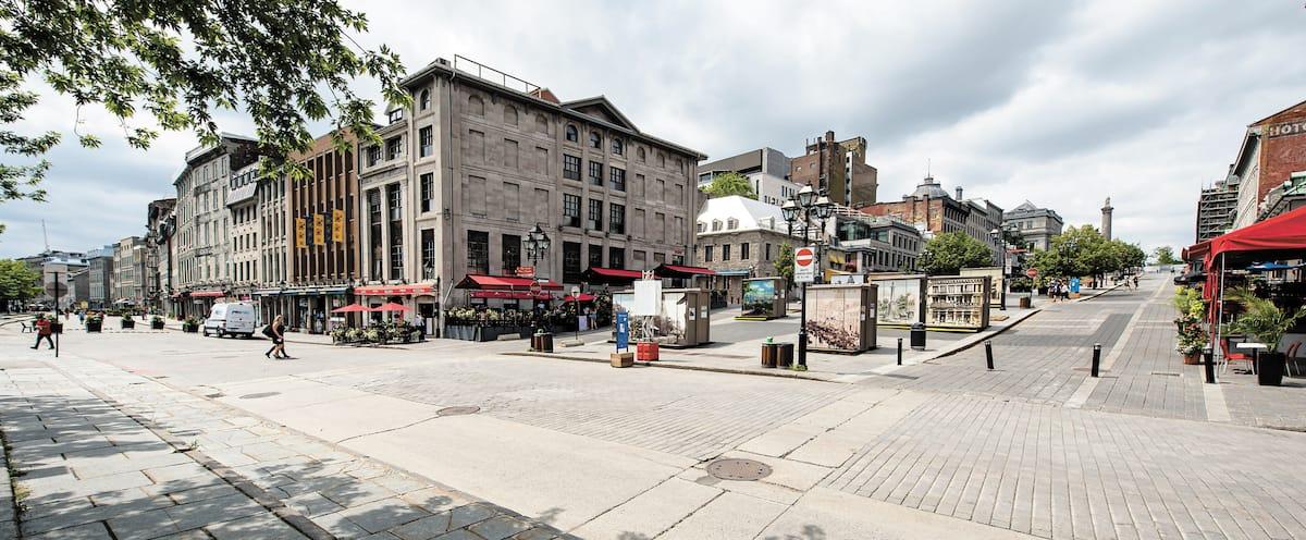 Où est passée Montréal?