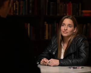 Le parcours de Virginie Francœur (Catherine-Audrey Lachapelle) dans District 31 n'a pas été un long fleuve tranquille.