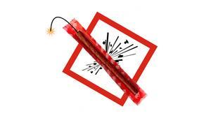 Image principale de l'article Un bâtonnet de bœuf pris pour de la dynamite