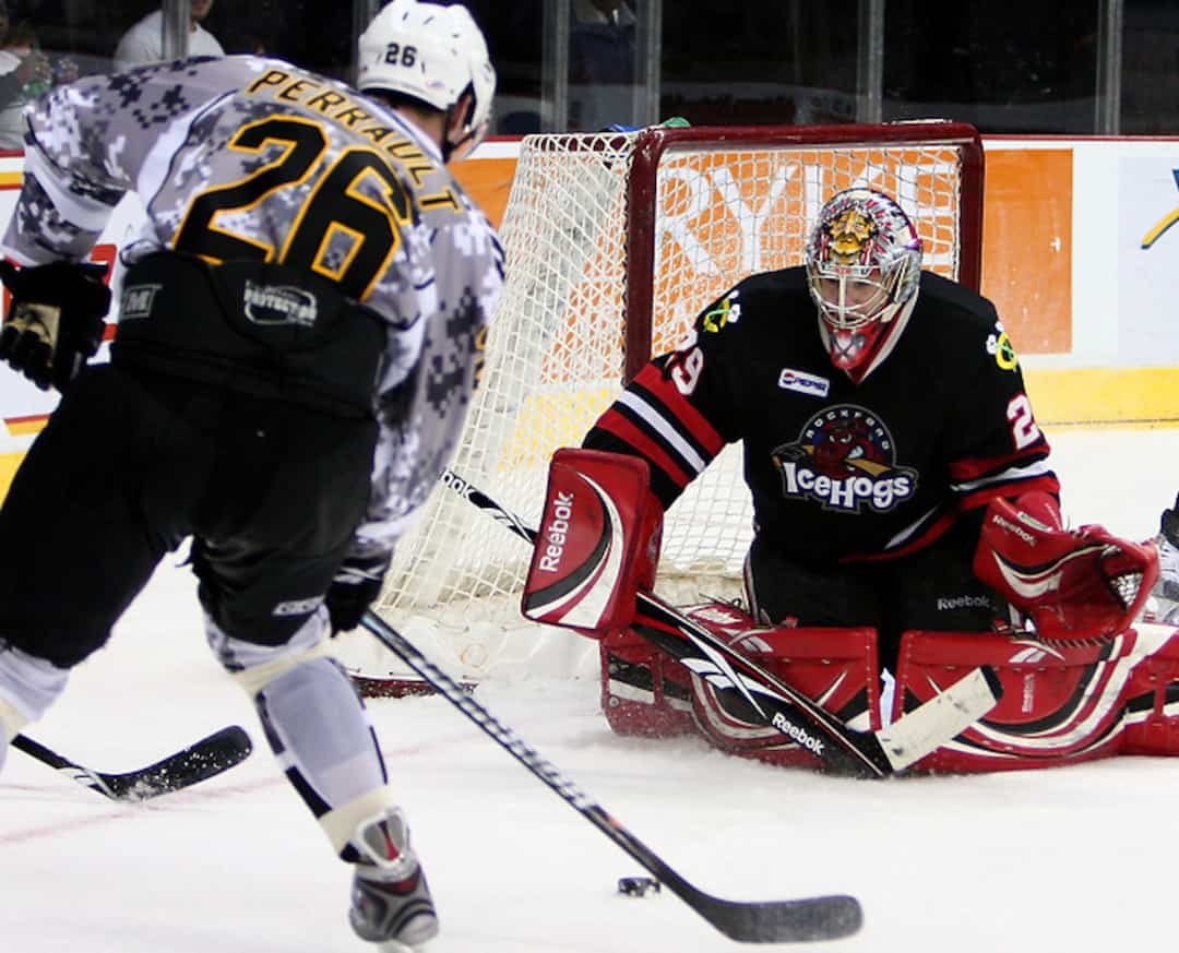 AHL Rockford v San Antonio Hockey