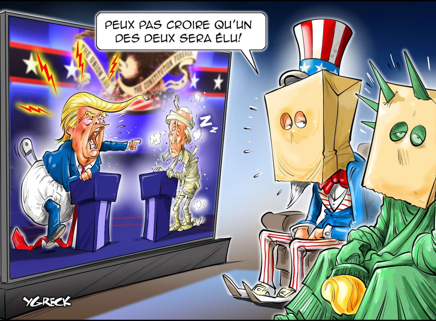 CARICATURES : politiques, judiciaires, sportives ... etc.    (suite 2) - Page 13 De_bat_Trump_Biden2571b8cd-37a9-4047-bf5c-4780534e8dc8_ORIGINAL