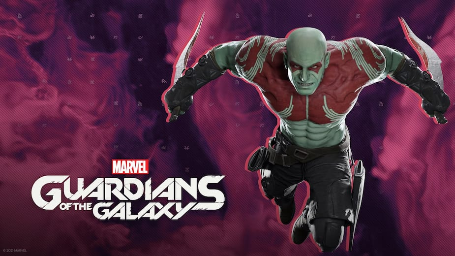 Drax, the destroyer