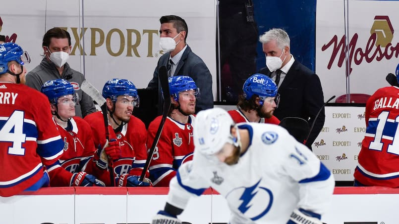 COUPE STANLEY : Lightning vs Canadiens