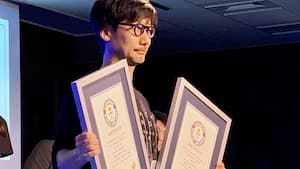 Image principale de l'article Deux records Guinness pour Hideo Kojima