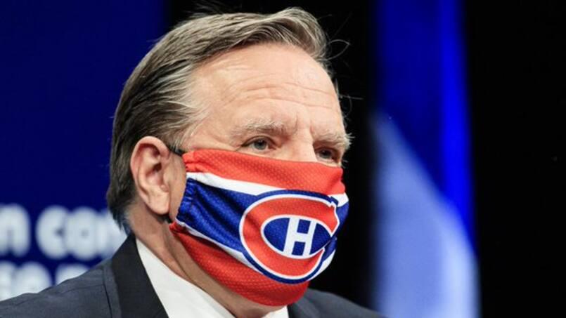 Mise à jour du gouvernement sur les Canadiens