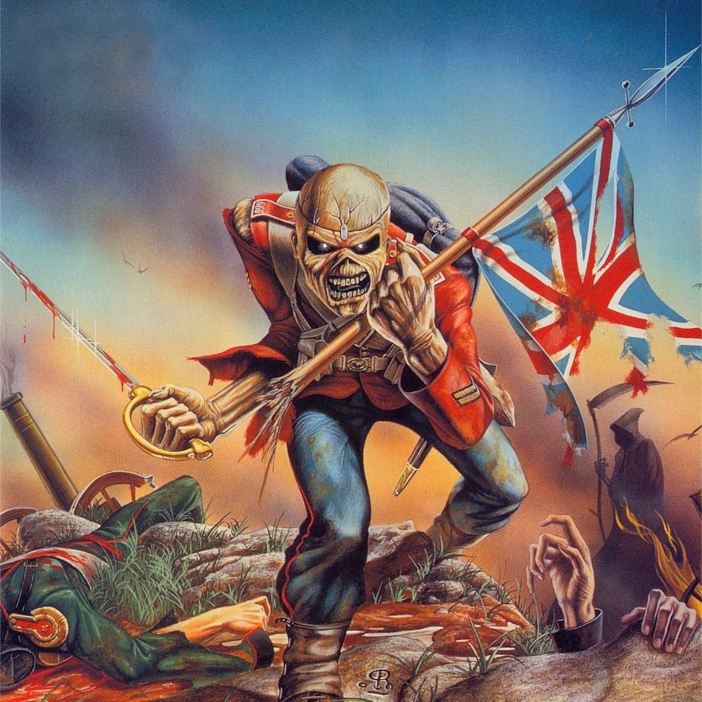 Iron Maiden: Eddie, de la mascotte-zombie à la figure culte