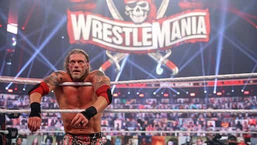 Edge, grand vainqueur du Royal Rumble