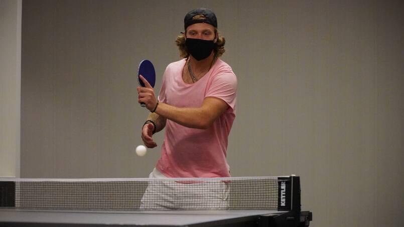 À VOIR: Comment les joueurs passent le temps dans la bulle