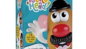 La nouvelle version de la boîte de Monsieur Patate avec le nouveau logo. L'image a été dévoilé par Hasbro ce jeudi.