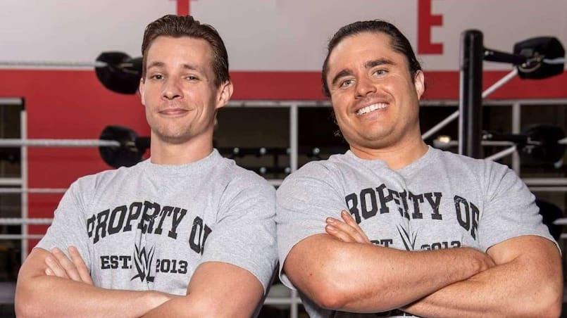 Deux Québécois victimes d'une autre vague de congédiements à la WWE