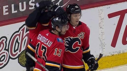 Une autre défaite du CH face aux Flames