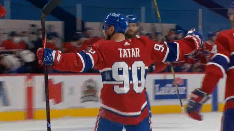 Anderson et Tatar créent l'égalité!