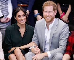 Image principale de l'article Harry et Meghan tournent le dos au Canada