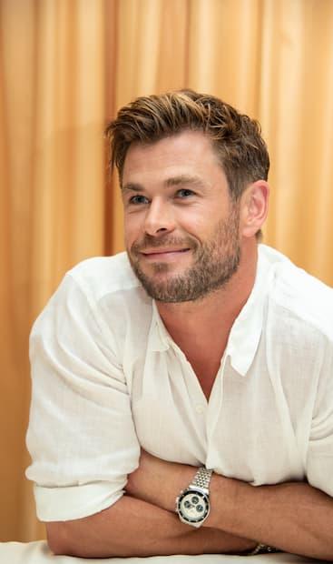 Image principale de l'article Chris Hemsworth offre des entraînements gratuits!
