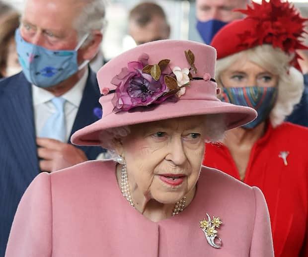 Image principale de l'article La reine Élisabeth II hospitalisée une nuit