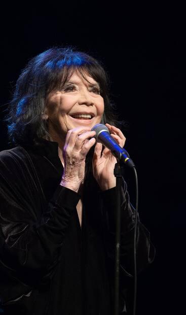 Image principale de l'article La chanteuse Juliette Gréco est décédée