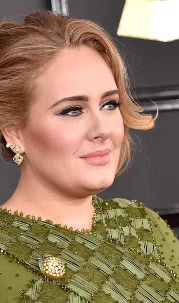 Image principale de l'article Adele en deuil de son père