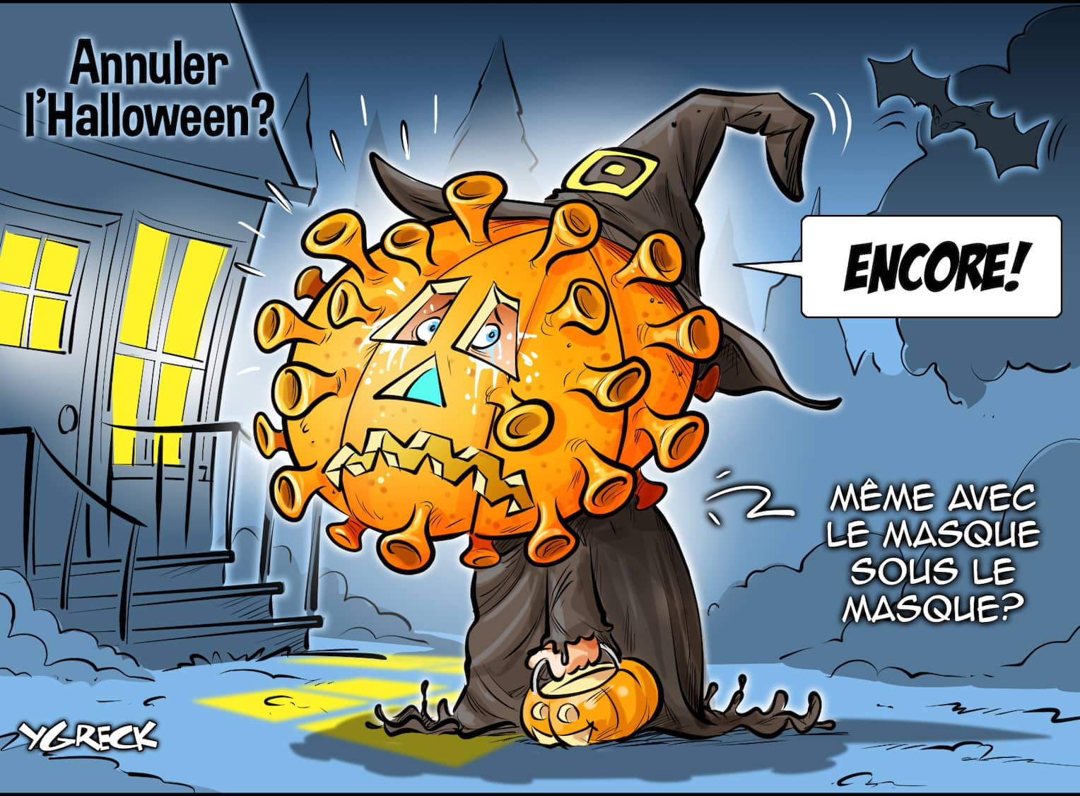 CARICATURES : politiques, judiciaires, sportives ... etc.    (suite 2) - Page 12 Halloween_covidee64f895-527f-4cd1-b84f-4bbd4c475996_ORIGINAL
