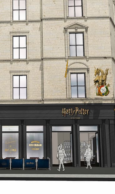 Image principale de l'article Un magasin Harry Potter va ouvrir ses portes à NYC