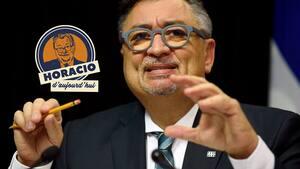 Le directeur national de la santé publique, le Dr Horacio Arruda