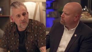 Patrick Huard et Ian Lafrenière
