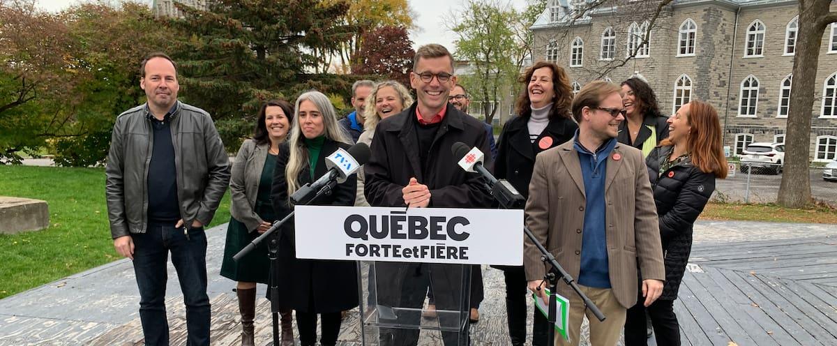 Patrimoine et Vieux-Québec : Marchand ne veut pas d'un «Walt Disney en carton»