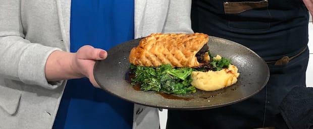 Image principale de l'article Short ribs de bœuf en croûte