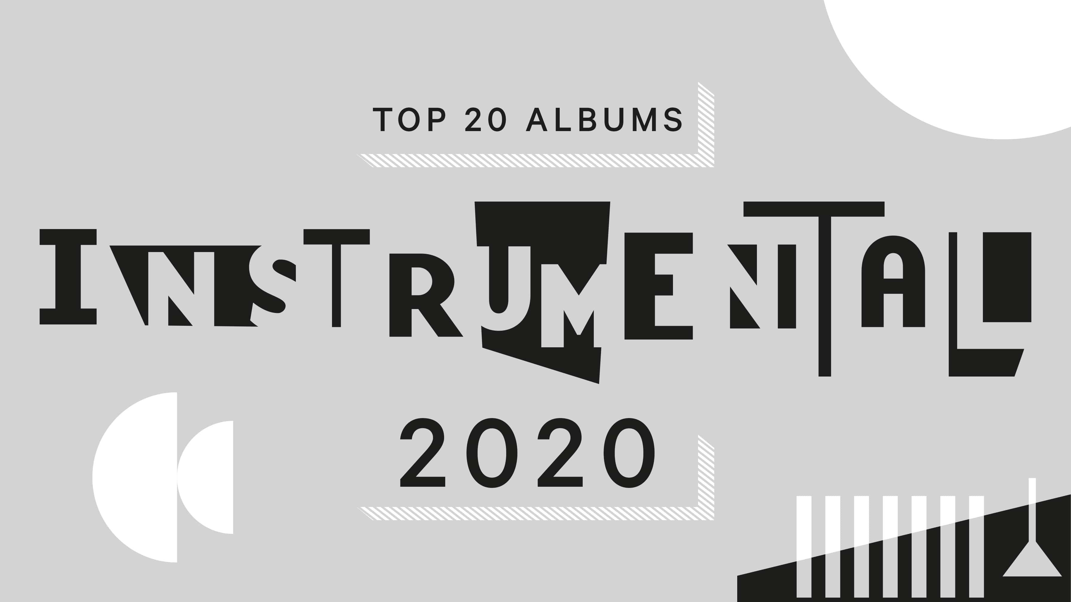 20 albums instrumentaux marquants en 2020