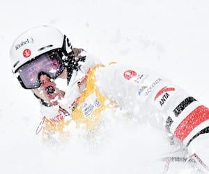 Avec son sens du spectacle, Mikäel Kingsbury a soulevé la foule à l'épreuve des bosses de la Coupe du monde de ski acrobatique à Mont-Tremblant, samedi.