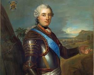 François-Gaston, duc de Lévis, (1984.8), huile sur toile, XIXe siècle, Musée Stewart, Montréal, CC BY-SA 4.0