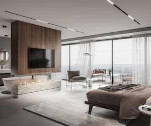 Image principale de l'article Créer une chambre à coucher digne d'un hôtel