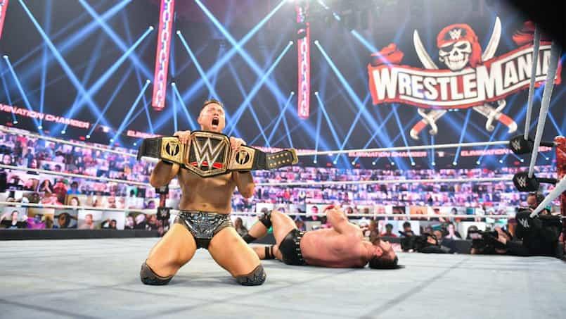 Le Miz remporte le titre de la WWE: crédible ou pas?
