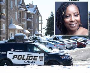 GEN-Femme retrouvée sans vie dans un stationnement résidentiel à Laval