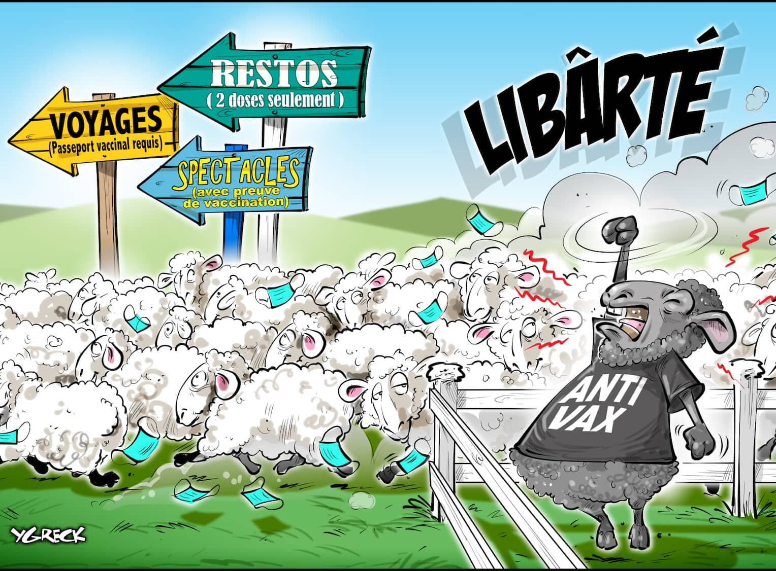CARICATURES : politiques, judiciaires, sportives ... etc.    (suite 2) - Page 23 Moutons_libarte_copie9ada905c-c995-49d8-b7d4-df841f737762_ORIGINAL