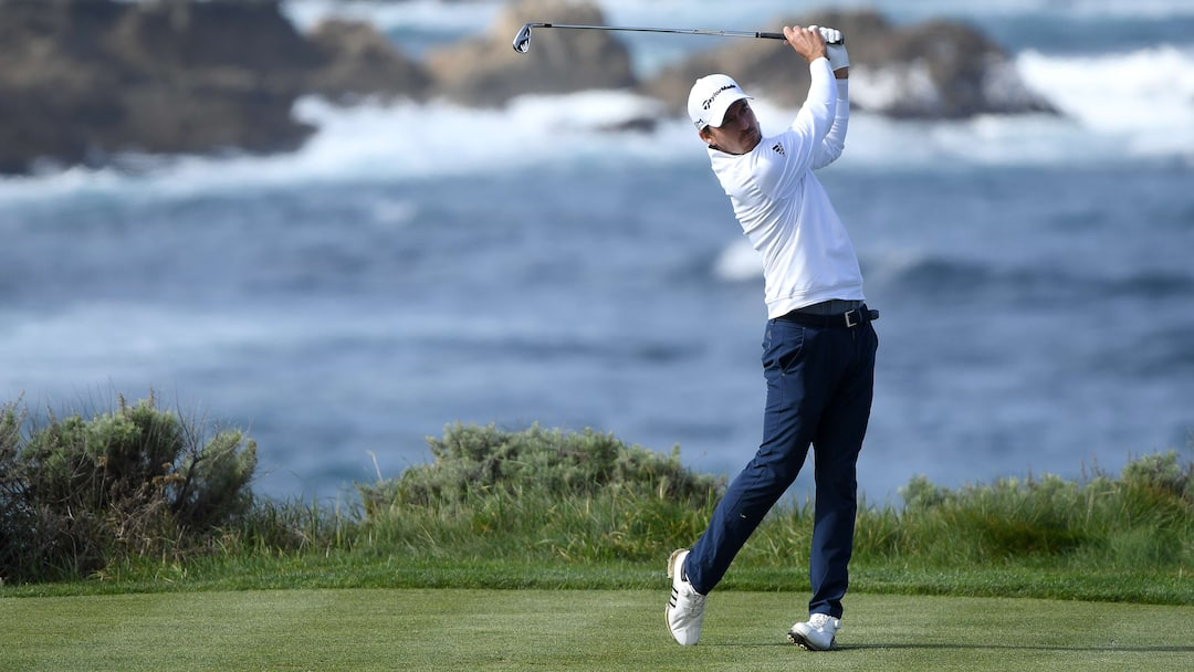GLF-SPO-USP-AT&T-PEBBLE-BEACH-PRO-AM---ROUND-THREE