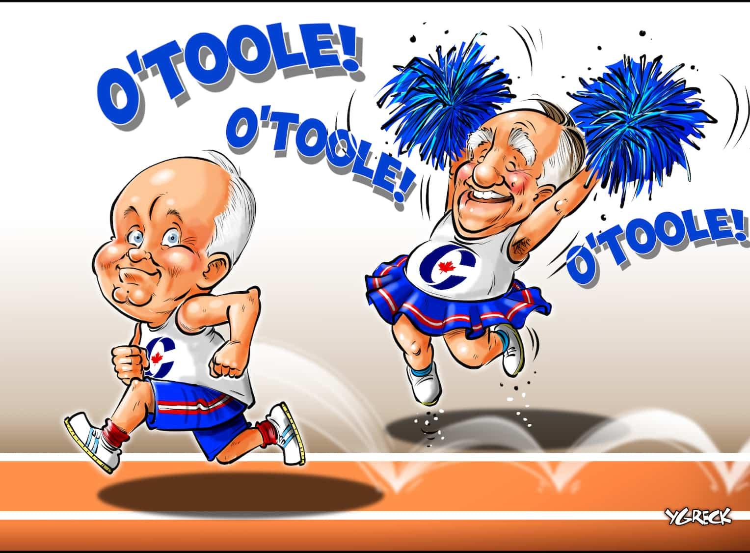 CARICATURES : politiques, judiciaires, sportives ... etc.    (suite 2) - Page 25 O_Toole_cheerleader_copied9644cfe-67c3-4c37-87bc-3463ef4892d2_ORIGINAL