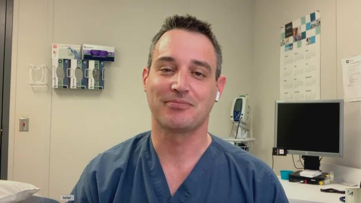 Système de santé :«Ç'a été difficile dans les trois dernières semaines»