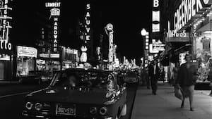 La Plaza Saint-Hubert en 1961