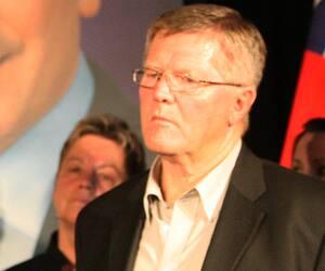 Le leader de l'opposition au Sénat, Don Plett